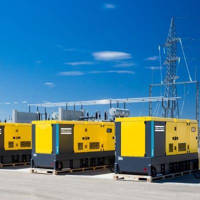 Generator refueling image