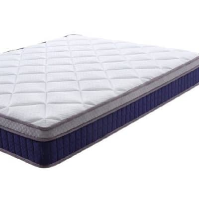 Randy  Memory Foam Bonnell Coil Spring Mattress  Bed in a Box image