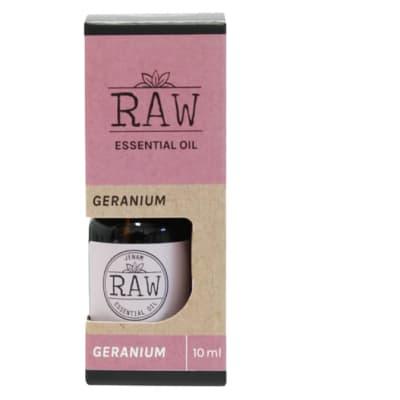 Raw Essential - Geranium Oil  image
