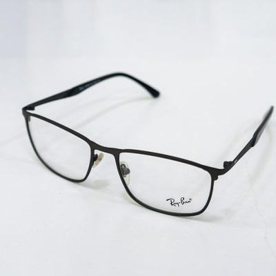 Ray-Ban Full Rim Eyeglass Thin Frames - Black image