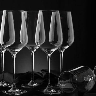 Red wine glass set (6pcs) 355ml - N66300-2 image
