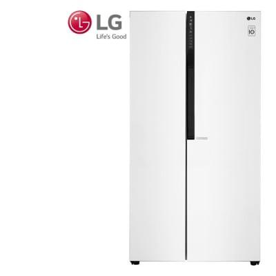 Refrigerators - LG 628L side-by-side  Refrigerator - GR-B2471JKS  image