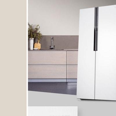 Refrigerators - Samsung side-by-side 545L 565L Refrigerator - Model RS55KBHIOWW image