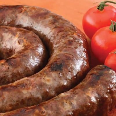 Barbeque Braai Menu - Hots - Boerewors Sausage image