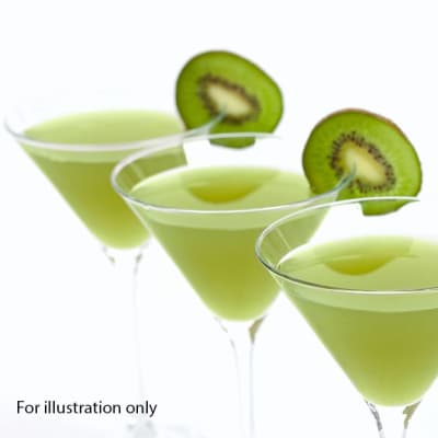Cocktail - More Than You Bargained For - Cheeky Kiwi Martini image