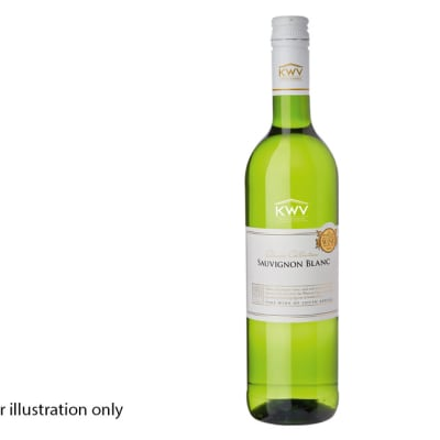 Wines By The Bottle - White Wine - KWV Sauvignon Blanc  image