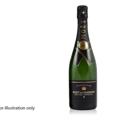 Wines By The Bottle - Champagne - Moet and Chandon Nectar Imperial  image