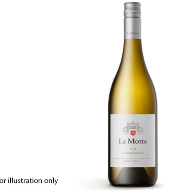 Speciality Estate Wines - La Motte Chardonnay  image