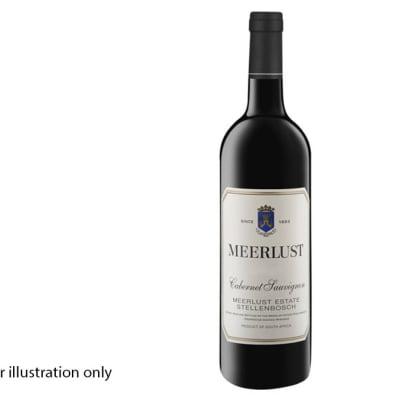 Speciality Estate Wines - Meerlust Cabernet Sauvignon image
