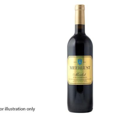Speciality Estate Wines - Meerlust Merlot  image