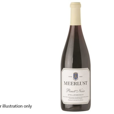 Speciality Estate Wines - Meerlust Pinot Noir image