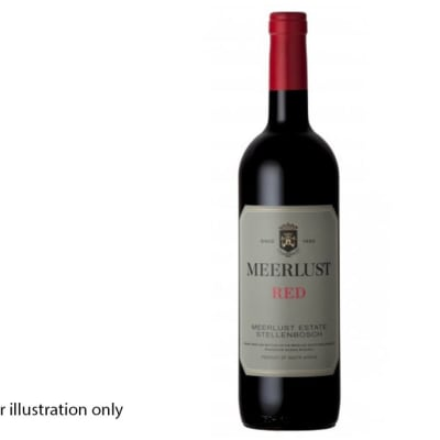 Speciality Estate Wines - Meerlust Red image