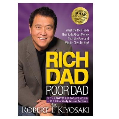 Rich Dad Poor Dad by Robert Kiyosaki image