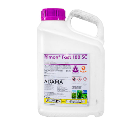 Rimon Fast 100 Sc  Insecticide Concentrate  5 Litre image