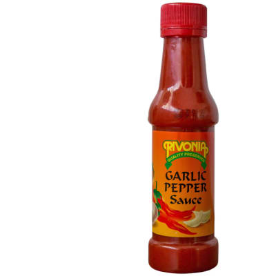 Sauce - Rivonia Garlic Pepper  image