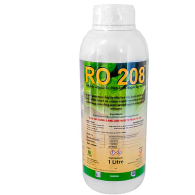 Ro 208 Sl Soluble Liquid Non-Ionic Super Spreader Surfactant  image