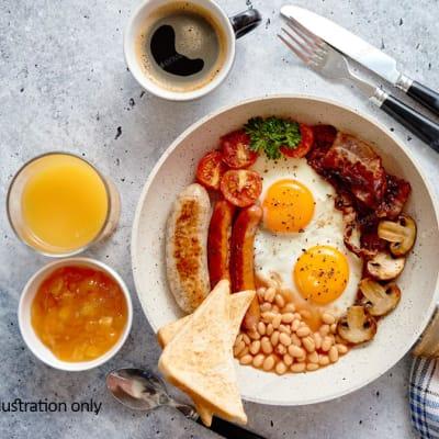Breakfast Meals - Full English breakfast image
