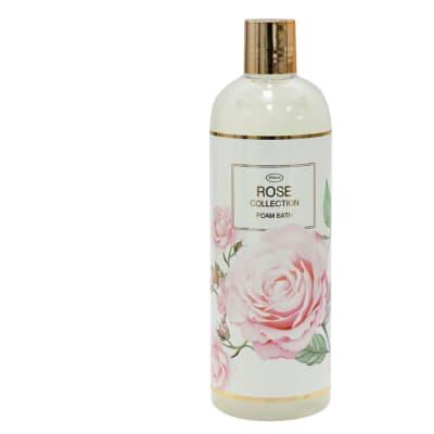 Foam Bath Rose Flower's  Collection image