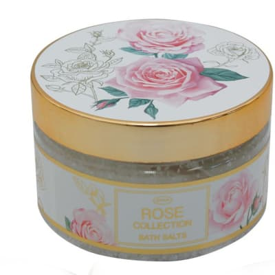 Bath Rose Flower's  Bath Salts image