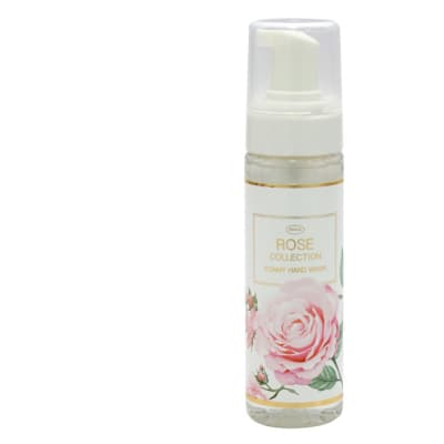 Foamy Hand Wash Rose Flower's  Collection image