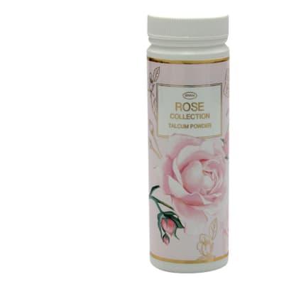 Rose Flower's By Jenam Talcum Powder  image