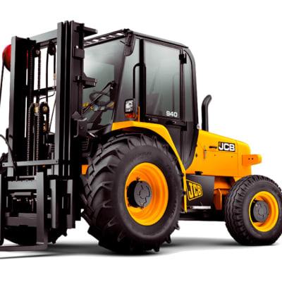 Rough Terrain Forklift  930 image