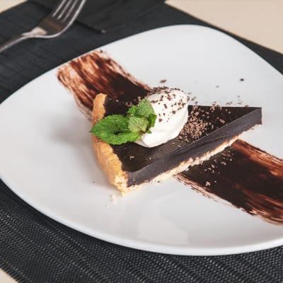 Desserts - Chocolate Tart image