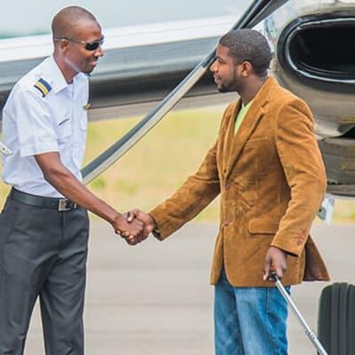 Royal Airstrip to Lusaka - January to March 2019 image