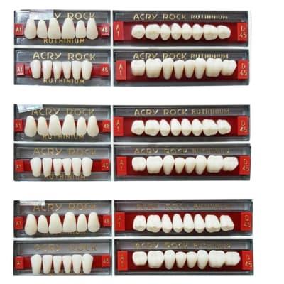 Ruthinium -  AcryRock Acrylic Dentures  image