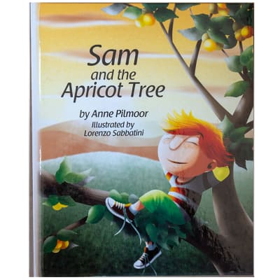 Sam and the Apricot Tree image