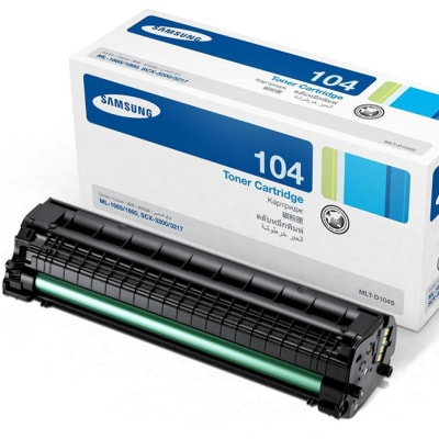 Samsung Mlt-D104 Toner Cartridge image