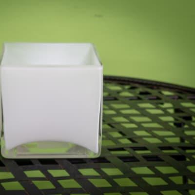 Tank Vase White  image