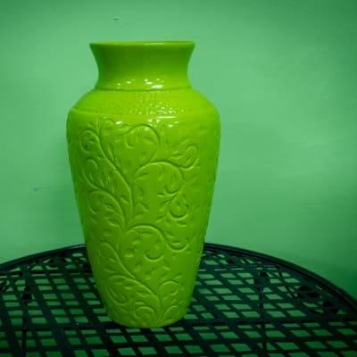 Barnard Vase Green  image