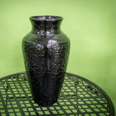 Vase Black  image