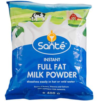 Sante - Instant Full Fat Milk powder sachet image