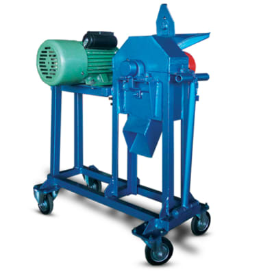 Domestic Electric Motor Hammer mill image
