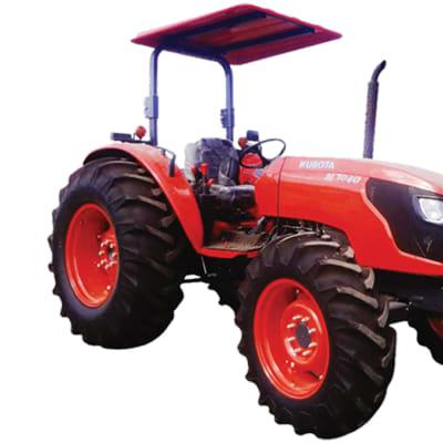 Tractor Kubota with Canopy image