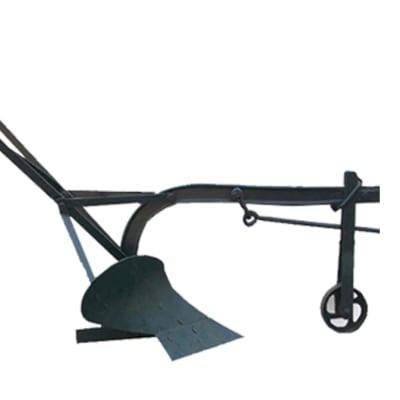 Ox-Drawn Plough image