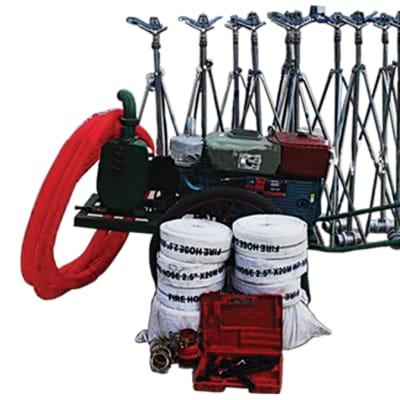 Sprinkler Irrigation System image