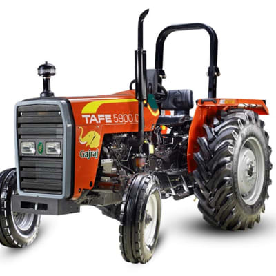 Tractor TAFE 5900D image