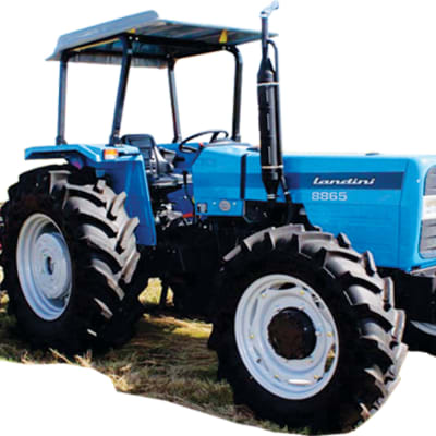 Tractor Landini 65 Sesies DT8865 82HP 4WD image