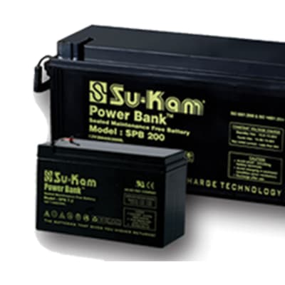 Su-Kam Solar Maintenace Free Batteries image