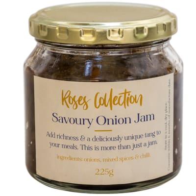 Rose's Collection Savoury Onion Jam image