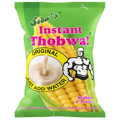 Instant Thobwa  Powdered  Beverage 20 X 324g image