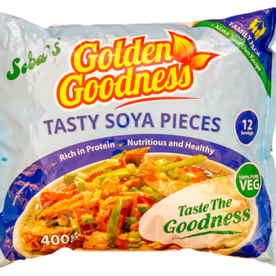 Seba Foods - Tasty Soya Pieces image