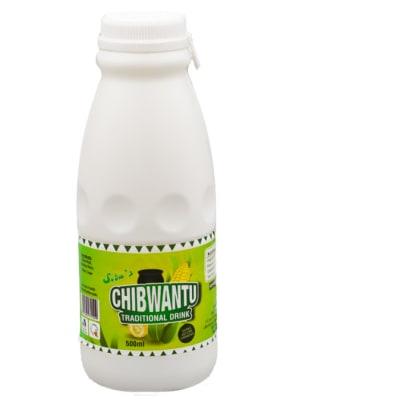 Chibwantu  Fermented  Maize Drink 12x500ml image