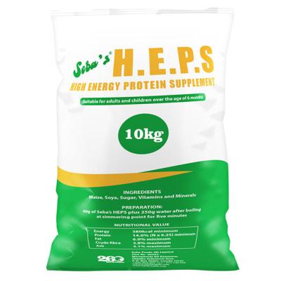 H.E.P.S  Instant Porridge Protein Supplement 10kg  image