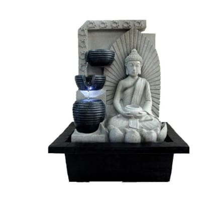 Serenity Buddha Water Feature image