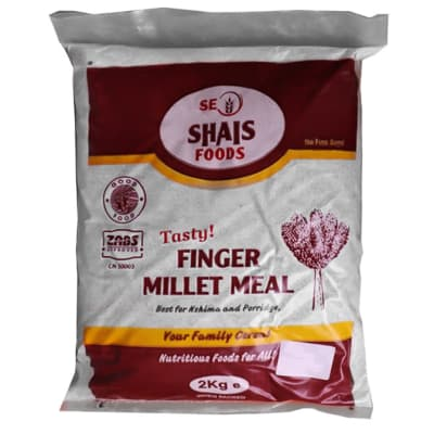 Finger Millet Meal  Rich in Fibre High in Protein  2kg  image