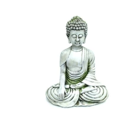 Buddha  Statue  Sitting in Calm Position image